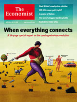 Current cover story: When everything connects