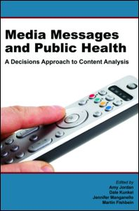 cover of Media Messages and Public Health