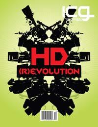 ICG Magazine Cover