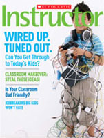 May 2008 Instructor cover