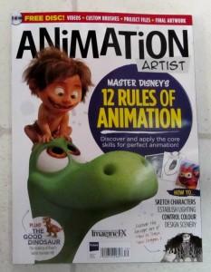 animation artist mag