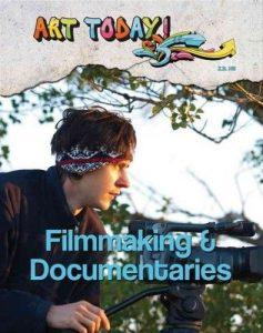 art today filmmaking & docs book