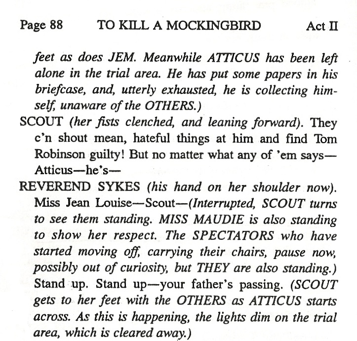 To Kill A Mockingbird: Lesson Plan - Media Literacy Clearinghouse