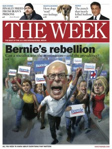 BEST Bernie THE WEEK Cover