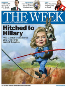 hillary week cover