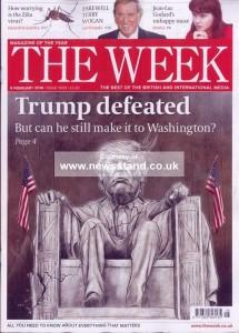 trump defeated