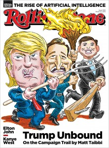 trump et all rolling stone