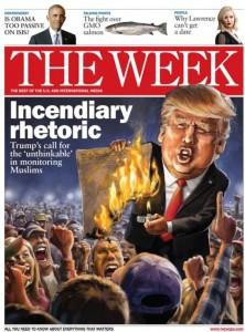 trump the week