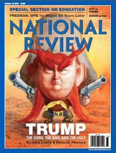 trump with hair