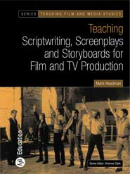 Cover Image: Scriptwriting, Screenplays and Storyboards for Film and TV Production