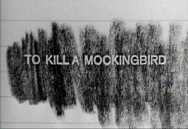 To Kill A Mockingbird Symbolism Part 1 Media Literacy Clearinghouse