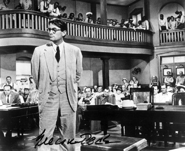 To kill a mockingbird atticus in court - photo#5